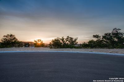 San Antonio Residential Lots & Land New: 22931 Homestead Mesa (Lot 31)