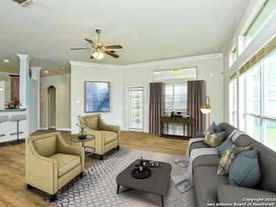 San Antonio Single Family Home New: 21 Greens Shade