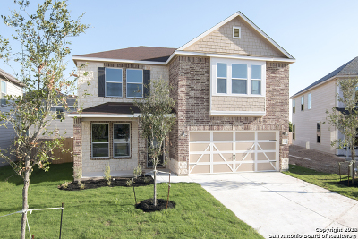 Bexar County Single Family Home New: 15308 Osprey Pass