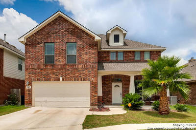 San Antonio Single Family Home New: 9307 Wind Dancer