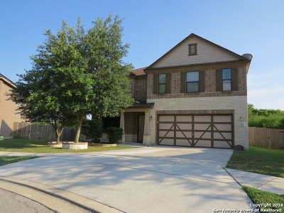 Live Oak Single Family Home New: 10901 Almond Crest Dr