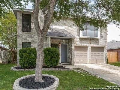 Schertz Single Family Home Back on Market: 2704 Cotton King