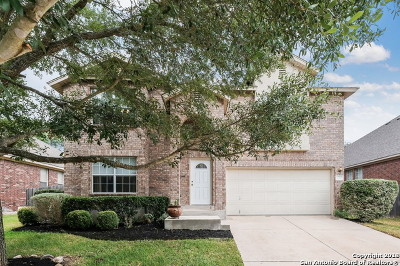 San Antonio Single Family Home New: 3323 Falling Creek