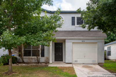 San Antonio Single Family Home New: 9214 Village Brown