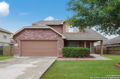 New Braunfels Single Family Home New: 537 Roadrunner Ave