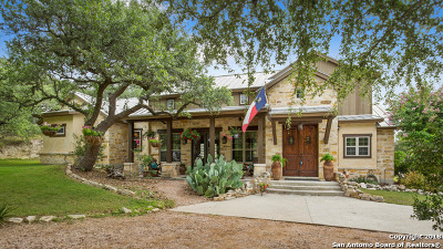 Single Family Home For Sale: 2529 Comal Springs