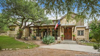 Canyon Lake Single Family Home For Sale: 2529 Comal Springs
