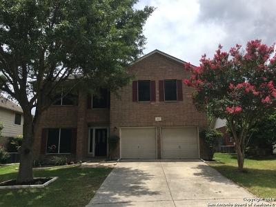 Schertz Single Family Home Back on Market: 4660 Summit Hill Dr