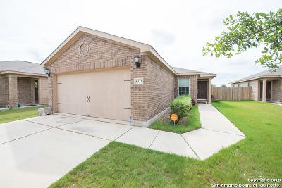 San Antonio TX Single Family Home New: $157,999