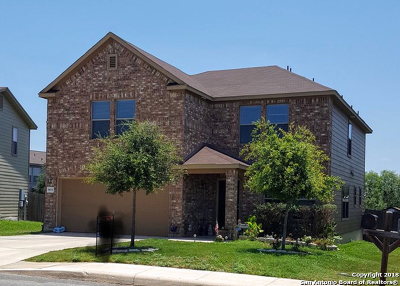 San Antonio Single Family Home New: 9119 Mimosa Manor
