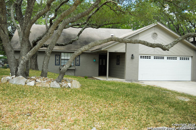 Canyon Lake Single Family Home For Sale: 1041 Harriet