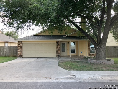 Converse Single Family Home New: 821 Meadow Branch