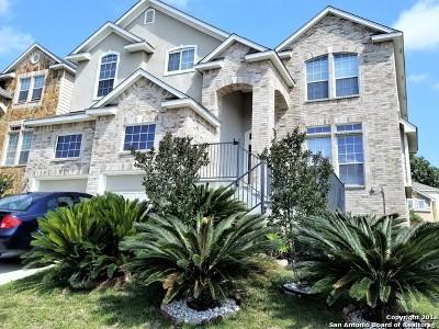San Antonio Single Family Home New: 419 Marbella Vista