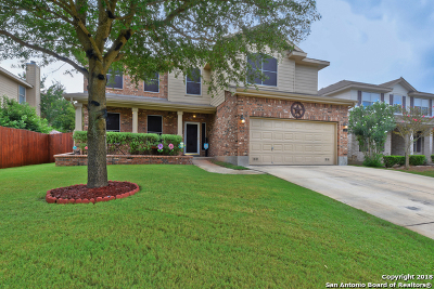 Cibolo Single Family Home Back on Market: 133 Kipper Ave