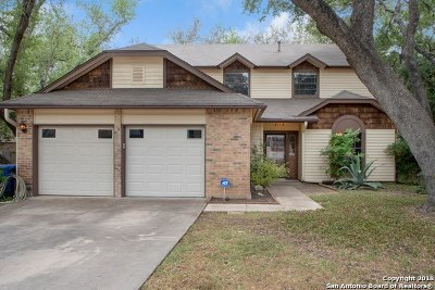 San Antonio Single Family Home New: 7115 Andtree Boulevard