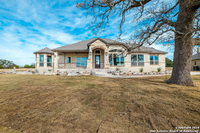 New Braunfels Single Family Home For Sale: 1017 Stradina