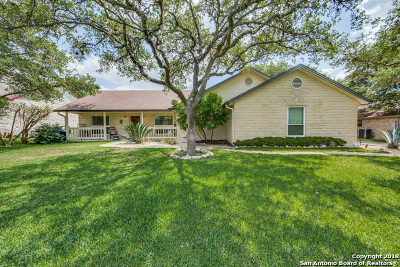 San Antonio Single Family Home New: 206 W Vista Ridge