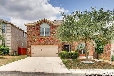 San Antonio Single Family Home New: 12619 Point Sound