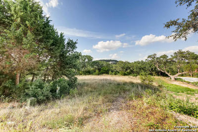 Boerne Residential Lots & Land For Sale: 25030 Caliza Cove