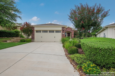 San Antonio Single Family Home New: 12711 Sand Holly