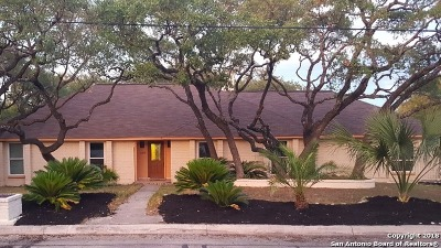 San Antonio Single Family Home New: 1658 Rob Roy Ln