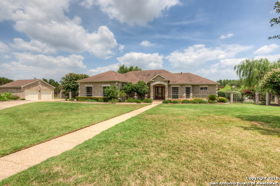 Garden Ridge Single Family Home New: 21206 Stams Circle