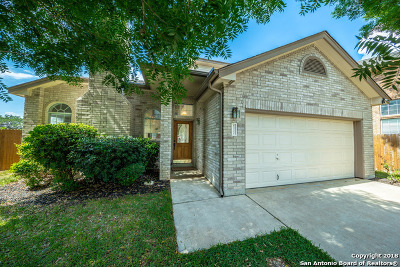 San Antonio Single Family Home New: 6327 Stable Brook Dr