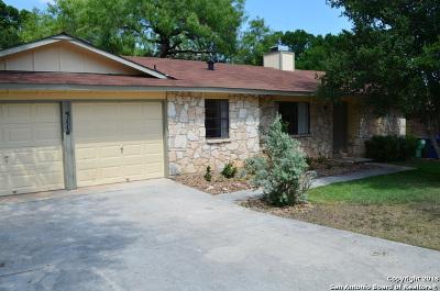 San Antonio TX Single Family Home New: $174,900