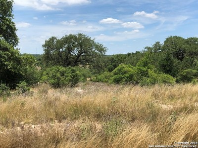 Comal County Residential Lots & Land For Sale: 1071 (Lot 1465) Via Principale