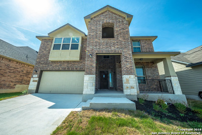 New Braunfels Single Family Home Back on Market: 2912 Sunset Summit