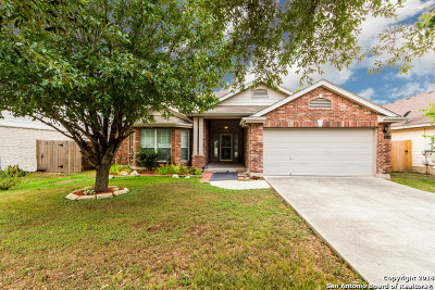 New Braunfels Single Family Home Price Change: 2654 Dove Crossing Dr