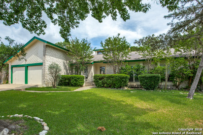 San Antonio Single Family Home Back on Market: 19302 Atoko Way