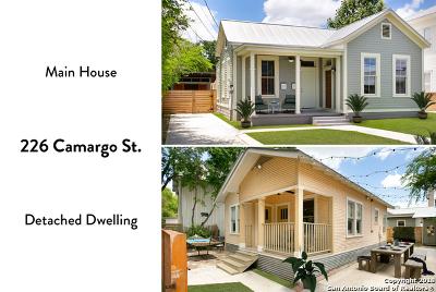 San Antonio TX Single Family Home New: $575,000