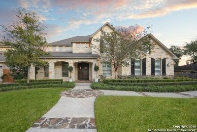 San Antonio Single Family Home Price Change: 2918 Spider Lily