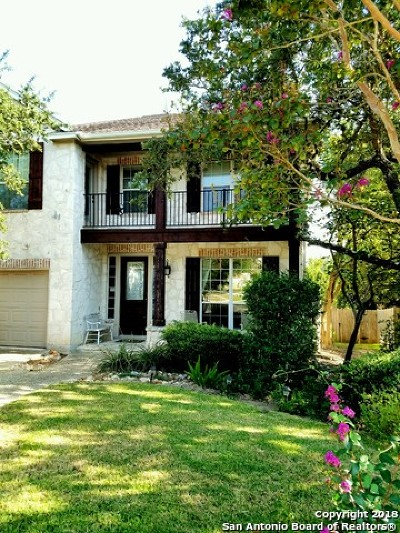 San Antonio TX Single Family Home New: $324,000