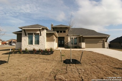 Schertz Single Family Home For Sale: 10546 Connell Pond