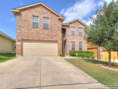 Single Family Home For Sale: 16615 Tenaca Trail