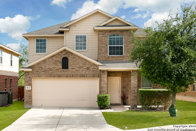 Converse Single Family Home Back on Market: 8834 Hays Parc Rd