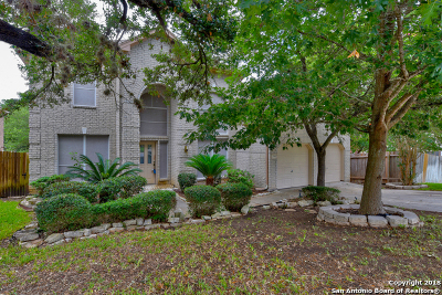 San Antonio Single Family Home Active RFR: 746 Treaty Oak