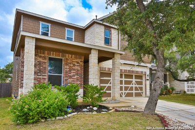 Trails Of Herff Ranch Single Family Home For Sale: 144 Rolling Crk