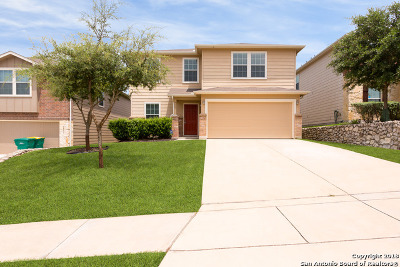 Single Family Home For Sale: 9507 Lookover Bay