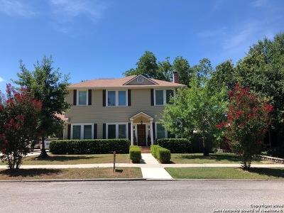 Alamo Heights Single Family Home Price Change: 134 Katherine Ct