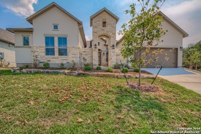 San Antonio Single Family Home For Sale: 24810 Marcia View