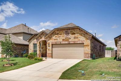 San Antonio Single Family Home Price Change: 22515 Carriage Bush