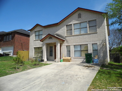 San Antonio Single Family Home Back on Market: 622 S Ellison Dr