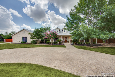 San Antonio Single Family Home For Sale: 1914 Roan Crossing
