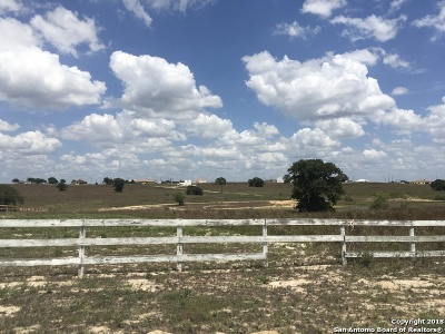 La Vernia Residential Lots & Land For Sale: 115 Lake View Circle