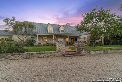 Kerrville Single Family Home For Sale: 145 Holly Hill Dr