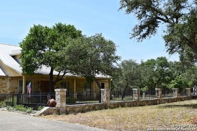 Boerne Single Family Home Back on Market: 131 River Bluff Dr