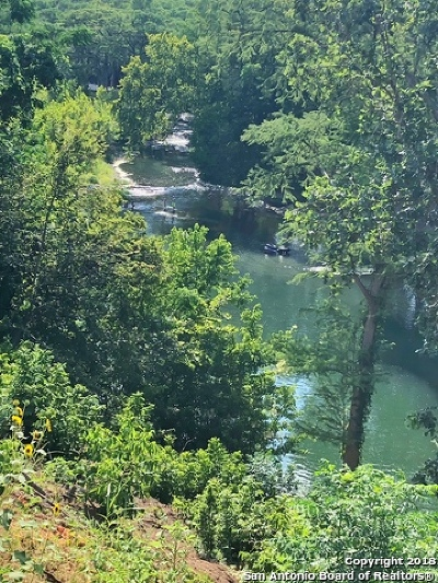Comal County Residential Lots & Land For Sale: 1342 River Place Dr